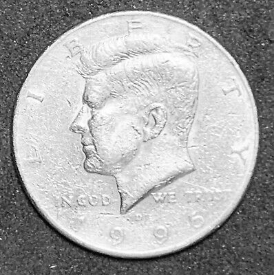 1995 D Kennedy Half Dollar Bu Circulated Coin   (953)
