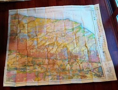 1933 USGS Soil Map Monroe County New York Northwestern Sheet