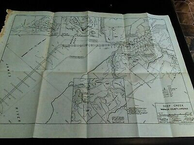 1947 Deep Creek Warwick County Virginia James River US Army