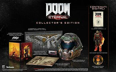 PS4 - Doom Eternal - Collector's Limited Edition