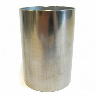 Solid Stainless Steel Casting Flask Ø102mm Height 152mm For Burnout - TC059