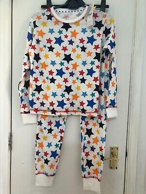 Lovely Childrens Alder Hey fashion Pyjamas Stars Age 10 - 11 New With Tags Rare