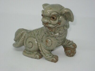 Chinese Foo Dog Glazed