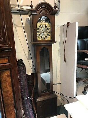 Art Deco Style Grandfather Clock