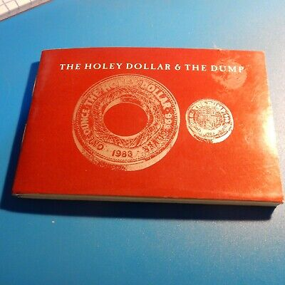 1988 Perth Mint Holey Dollar and Dump in Perth Mint folder.