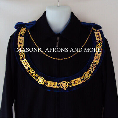Craft Grand Officers Chain Collar(MA4127)