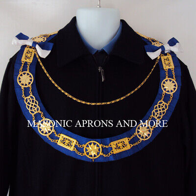 Craft Grand Officers Collar Chain (MA4128)
