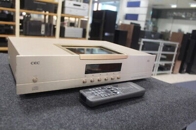 CEC TL-51 CD transport in excellent condition