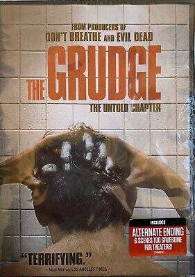 THE GRUDGE  <  DVD  >  *New *Factory Sealed