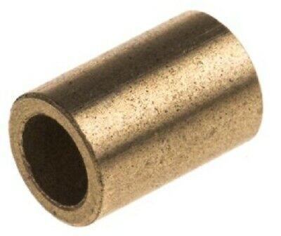 RS Pro PLAIN BUSHES 5Pcs 4mm Shaft, For Delrin Gears, Bronze- 6x9mm Or 6x12mm