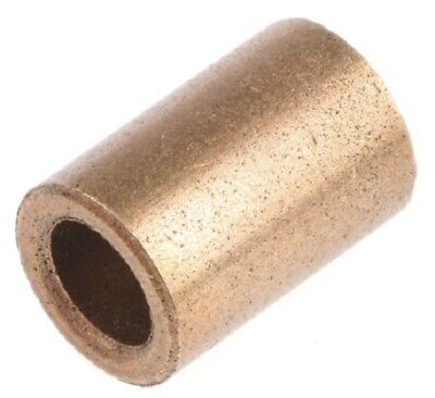 RS Pro PLAIN BUSHES 5Pcs 5mm Shaft, For Delrin Gears, Bronze- 8x12mm Or 8x14mm