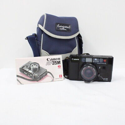 Canon AF 35M Auto focus Point & Shoot Film Camera #417