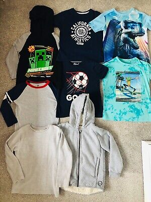 Boys Clothing Bundle Age 5/6 (Next / H&M)