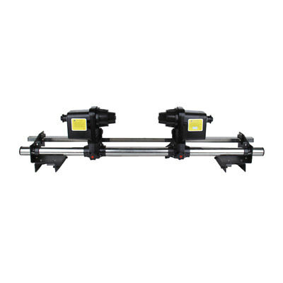"""54""""/64'' Automatic Media Take up Reel with Two Motor for Mutoh / Mimaki / Roland"""