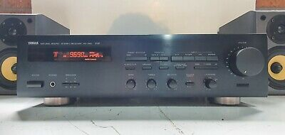 YAMAHA RX-460 natural sound stereo receiver with phono JAPAN