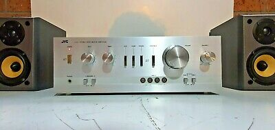 JVC A-S5 stereo integrated amplifier with phono JAPAN