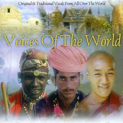 Voices of the World - Various (1999) CD