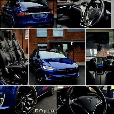 75D 7 seats Black Leather interior Free Supercharging Free Road Tax