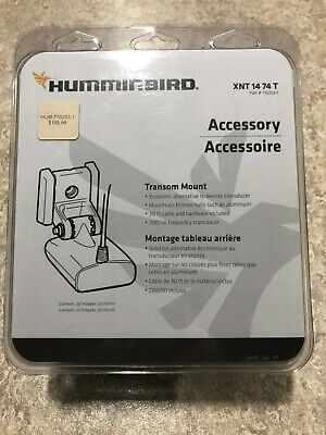 New In The Package Humminbird Transducer 710253-1  Xnt 14 74 T