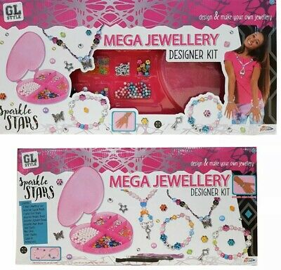 Grafix Designer Set Make And Design Your Own Jewellery Craft Kit
