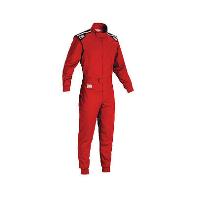 OMP SUMMER-K Kids red Karting Suit - Genuine - 150