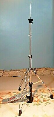 STAGG Hi HAT CYMBAL STAND DOUBLE BRACED HEAVY DUTY EXCELLENT CONDITION USED.