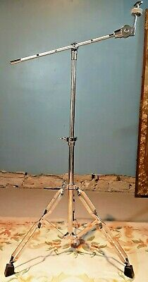 Stagg Cymbal Boom Stand Double Braced Heavy Duty Excellent Condition Used.