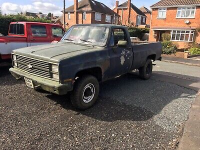 Chevrolet m1008 k30 pickup truck ex military