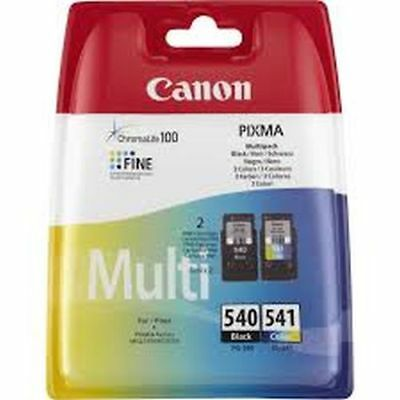 Multipack CANON PG-540 CL 541 Originale per Pixma MX515,525,535,MG4250,MG4150