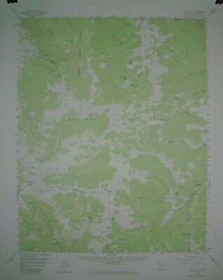 2 USGS Topographic Maps 15 minute from Colorado with railroads