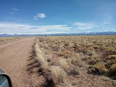 5 Acre Off Grid Ranch -Colorado- Mountain Views-County Rd Front-Affordable