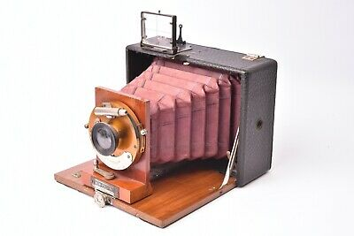 Small Device Photographic New-Folding Format 9x 12 CM