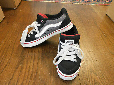 Vans Old Skool Classic Canvas Suede Black Red Gray White Skate Shoes Sneakers