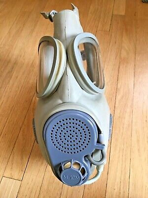 Military surplus Czech m101m gas mask