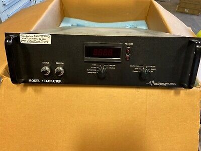 California Analytical Instruments Model 101 Diluter CAI