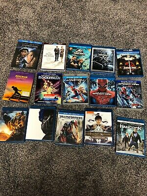 blu ray movies lot