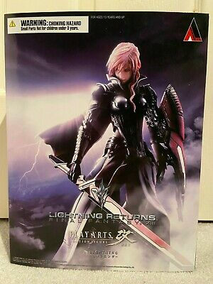 Lightning Returns: Final Fantasy XIII Play Arts Kai Lightning Square Enix Figure