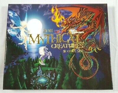 Mythical Creatures Perth Mint Australia $1 Coins 2011 Young Collectors Set