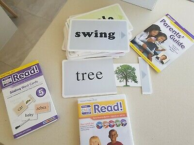 Your Child Can Read DVD and cards