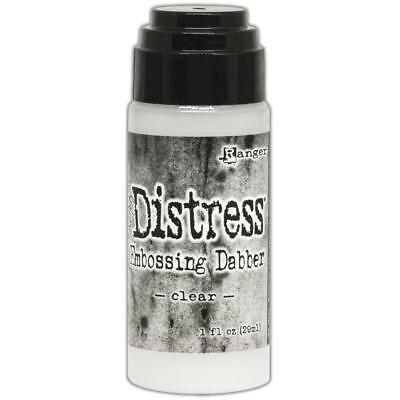 Tim Holtz Distress Embossing Dabber - Clear Ink - NEW!