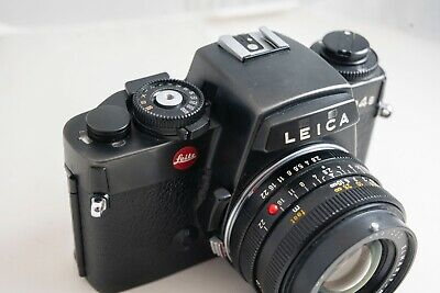 Leica R4s 35mm film camera body only