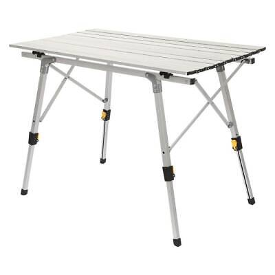 Portable Catering Camping Heavy Duty Folding Table Trestle Picnic Party Bbq 90cm