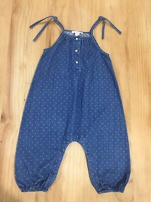 Country Road Overalls Jumpsuit Size 1