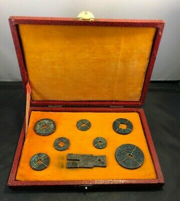 Set Old Antique Chinese Coins Vintage Collection