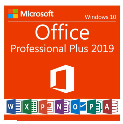 Microsoft Office 2019 Professional Plus Licenza Originale ESD - Key Lifetime W10