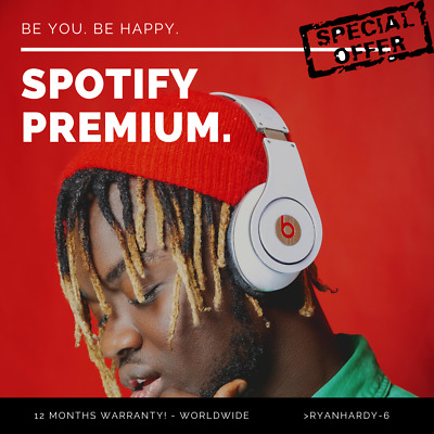 ✅ Spotify Premium | Fast delivery | 12 months warranty | Worldwide
