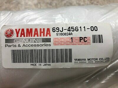 New Yamaha Outboard Propeller Shaft 69J-45611-00-00
