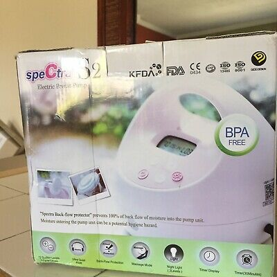 Spectra S2 Plus Electric Breast Pump Replacement Pump and Adapter ONLY