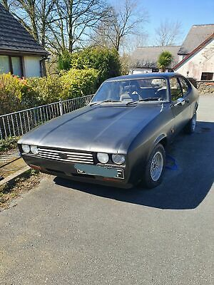 Ford capri mk3 zetec turbo project