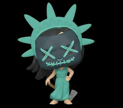 Pop! Movies: The Purge - Lady Liberty (Election Year) Figurine